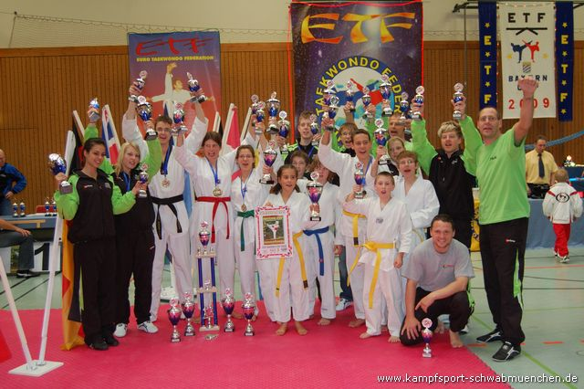Internationaler Bayerncup der ETF